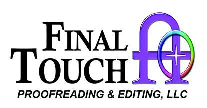 Final proofreading